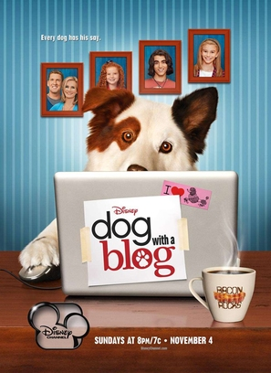 """Dog with a Blog"" - Movie Poster (thumbnail)"