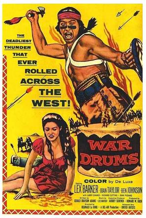 War Drums - Movie Poster (thumbnail)