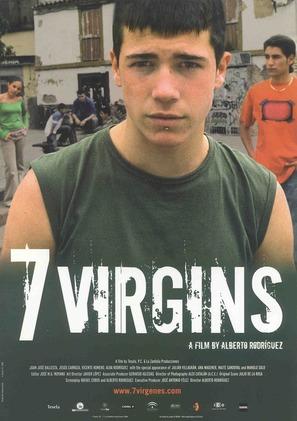 7 vírgenes - Movie Poster (thumbnail)