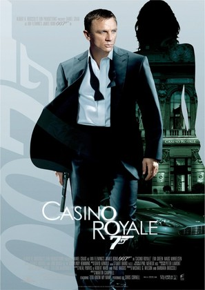 Casino Royale - Movie Poster (thumbnail)