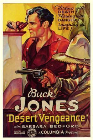 Desert Vengeance - Movie Poster (thumbnail)