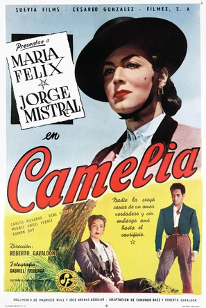 Camelia - Mexican Movie Poster (thumbnail)