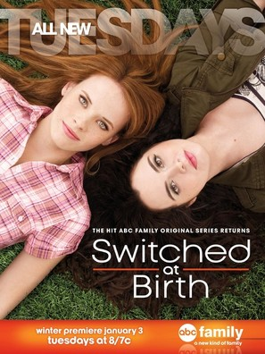 """Switched at Birth"" - Movie Poster (thumbnail)"