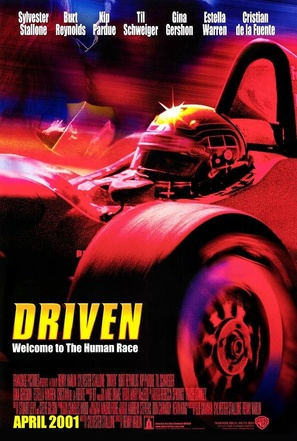 Driven - Movie Poster (thumbnail)