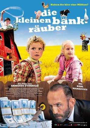 Mazie laupitaji - Austrian Movie Poster (thumbnail)