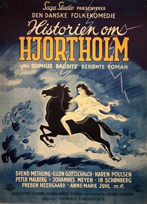 Historien om Hjortholm