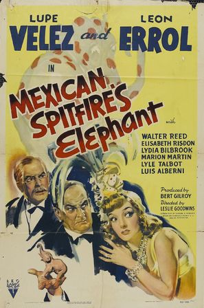 Mexican Spitfire's Elephant