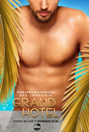 """Grand Hotel"" - Movie Poster (thumbnail)"