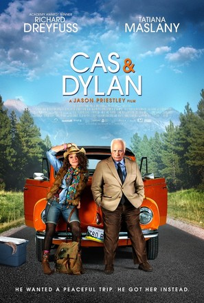 Cas & Dylan - Canadian Movie Poster (thumbnail)