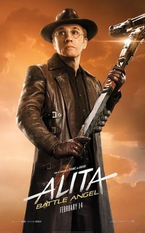 Alita: Battle Angel - Movie Poster (thumbnail)