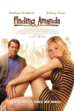 Finding Amanda - Movie Poster (thumbnail)