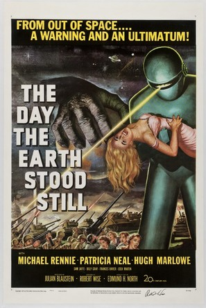 The Day the Earth Stood Still - Movie Poster (thumbnail)