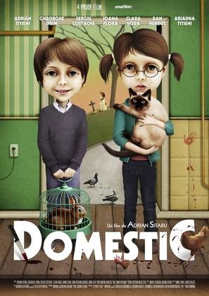 Domestic - Romanian Movie Poster (thumbnail)