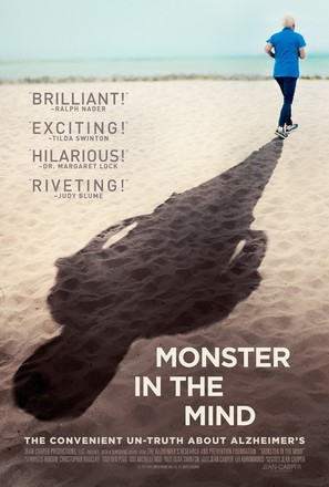 Monster in the Mind - Movie Poster (thumbnail)