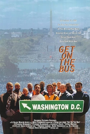 Get on the Bus - Movie Poster (thumbnail)
