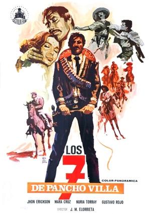 Los 7 de Pancho Villa
