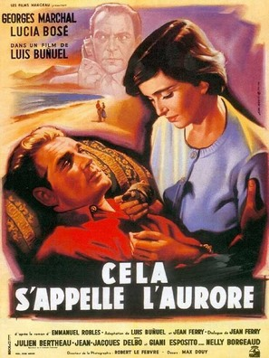 Cela s'appelle l'aurore - French Movie Poster (thumbnail)