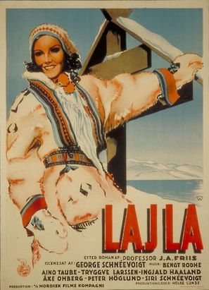 Laila - Danish Movie Poster (thumbnail)