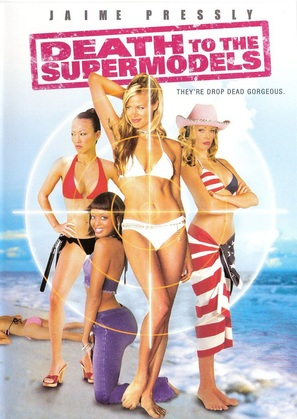 Death To The Supermodels - Movie Poster (thumbnail)