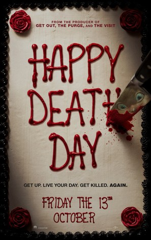 Happy Death Day - Teaser poster (thumbnail)