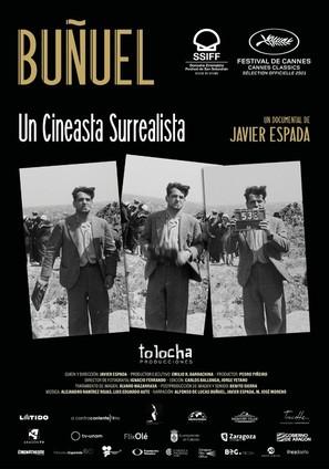 Buñuel, un cineasta surrealista - Spanish Movie Poster (thumbnail)