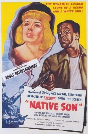 Native Son - Movie Poster (thumbnail)