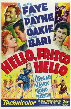 Hello Frisco, Hello - Movie Poster (thumbnail)
