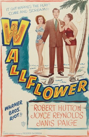 Wallflower - Movie Poster (thumbnail)