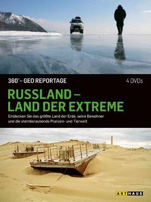"""""""360° - Die GEO-Reportage"""" - German DVD cover (thumbnail)"""
