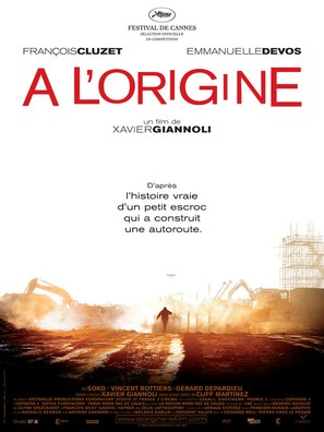 À l'origine - French Movie Poster (thumbnail)