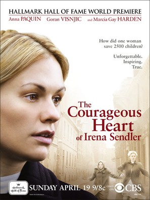 The Courageous Heart of Irena Sendler - Movie Poster (thumbnail)