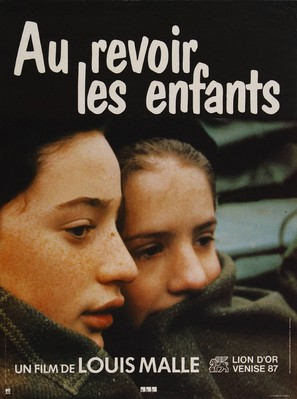 Au revoir les enfants - French Movie Poster (thumbnail)