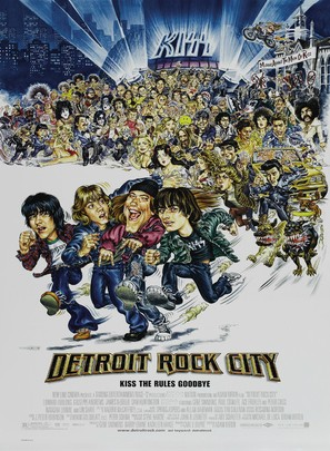 Detroit Rock City - Movie Poster (thumbnail)