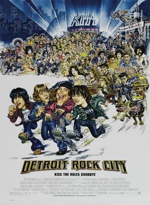 Detroit Rock City - Movie Poster (thumbnail)