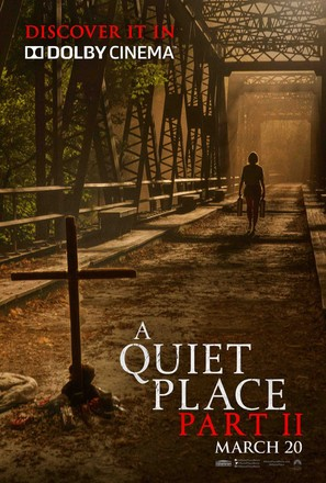 A Quiet Place: Part II - Movie Poster (thumbnail)