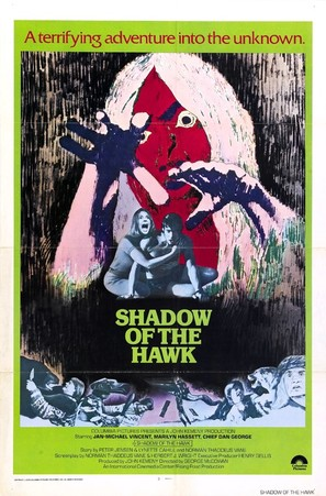 Shadow of the Hawk - Movie Poster (thumbnail)