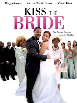 Kiss the Bride - Movie Poster (thumbnail)