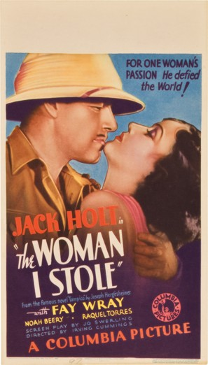 The Woman I Stole - Movie Poster (thumbnail)