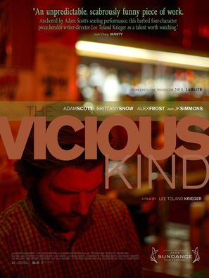 The Vicious Kind - Movie Poster (thumbnail)