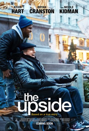 The Upside - Movie Poster (thumbnail)