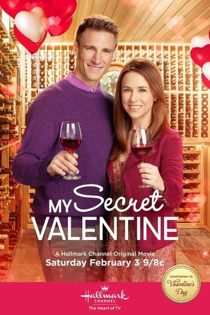 My Secret Valentine - Movie Poster (thumbnail)