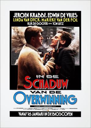 In de schaduw van de overwinning - Dutch Movie Poster (thumbnail)