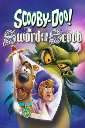 Scooby-Doo! The Sword and the Scoob - Movie Poster (thumbnail)
