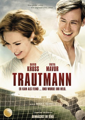 Trautmann - German Movie Poster (thumbnail)