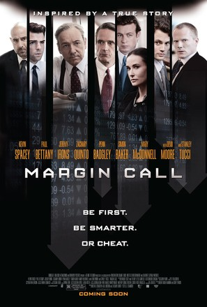 Margin Call - Movie Poster (thumbnail)