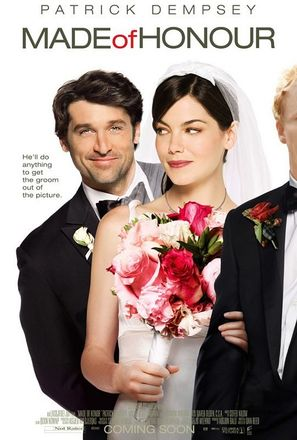 Made of Honor - Canadian Movie Poster (thumbnail)