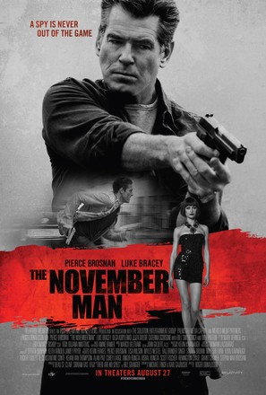 November Man - Movie Poster (thumbnail)