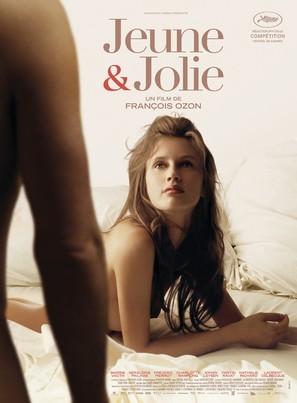 Jeune & jolie - French Movie Poster (thumbnail)