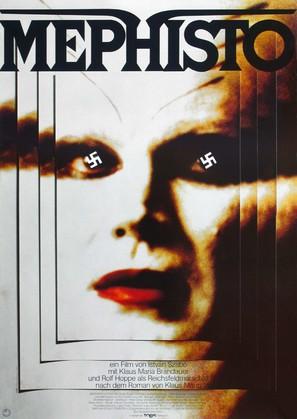 Mephisto - German Movie Poster (thumbnail)