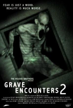 Grave Encounters 2 - Canadian Movie Poster (thumbnail)
